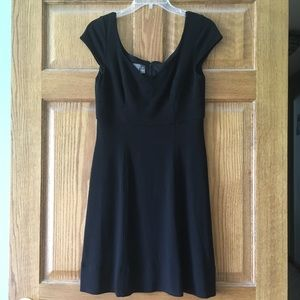 Fitted Black Muse Dress 8